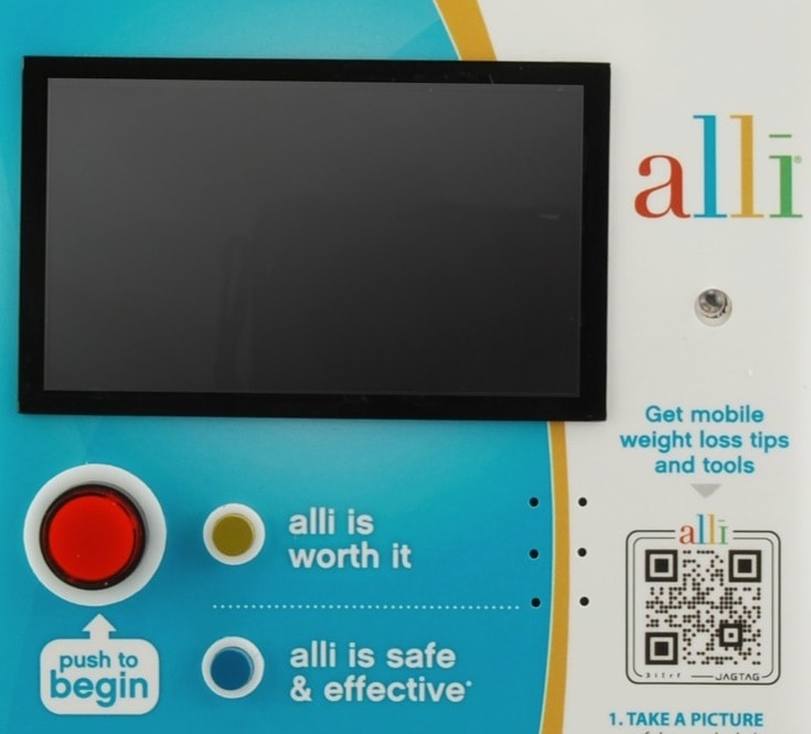 Americhip: Alli Shelf Talker
